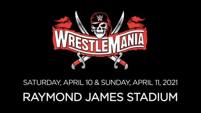 SPOILER: Taping for Raw to reveal two new matches for WrestleMania 37
