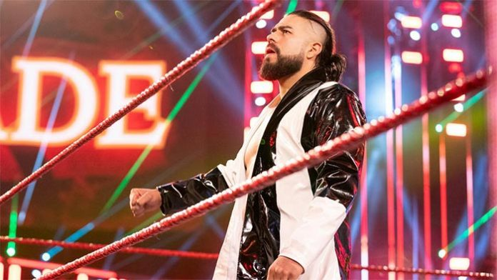 Andrade released by WWE