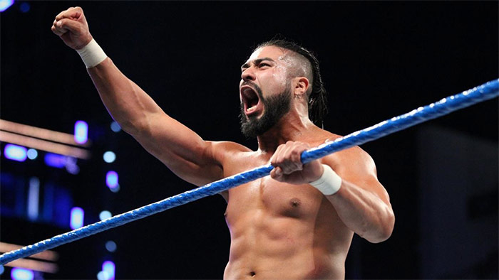 Details on Andrade's WWE release