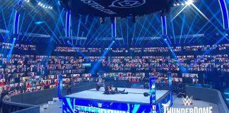 WWE ThunderDome moving April 2