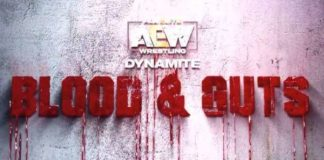 AEW Blood and Guts Match set Dynamite on May 5