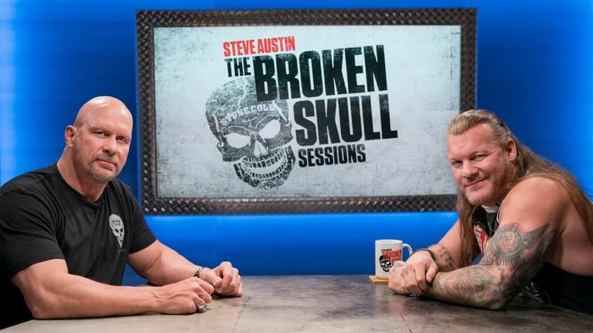 Chris Jericho to be next guest on The Broken Skull Sessions with Steve Austin