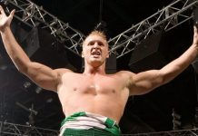 Kenny Dykstra announces his retirement from pro wrestling