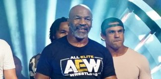 Mike Tyson to appear on Dynamite