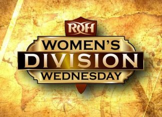ROH Women Division Wednesday's begin April 28