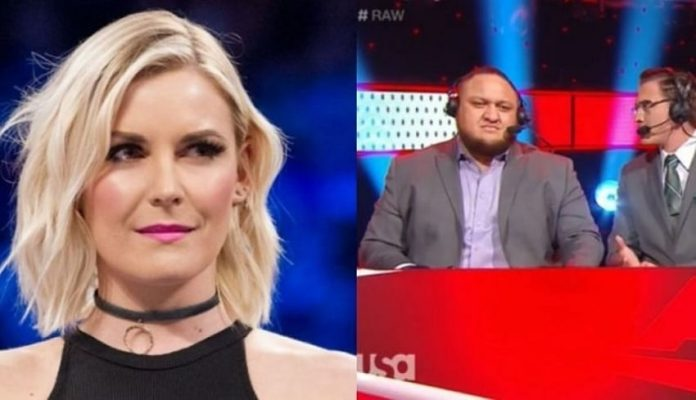 """Renee Paquette (Young) calls Samoa Joe's release a """"mistake"""""""