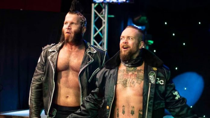 Reno Scum has departed IMPACT Wrestling