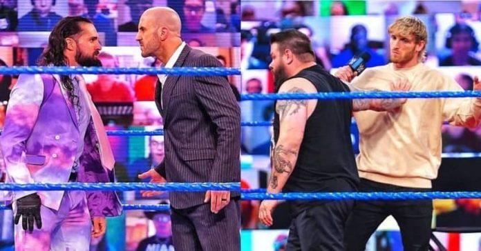 WWE SmackDown Ratings: April 2, 2021