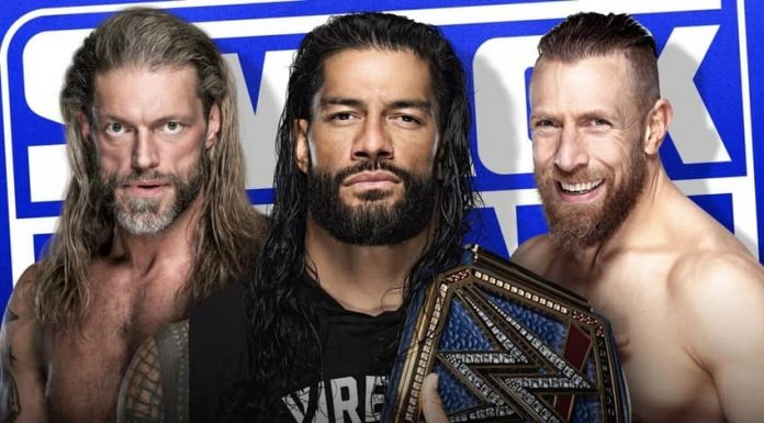 Special WrestleMania Edition of SmackDown to air April 9 on FOX