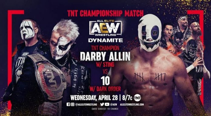 TNT Championship Match added to this Wednesday's Dynamite