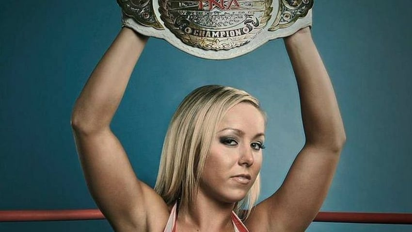 Taylor Wilde is returning to IMPACT Wrestling
