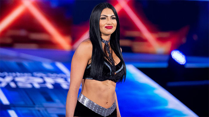 Billie Kay, others released by WWE