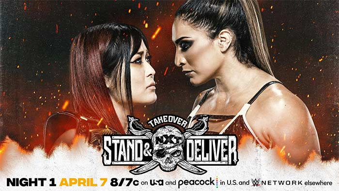 NXT TakeOver: Stand and Deliver Night One Preview