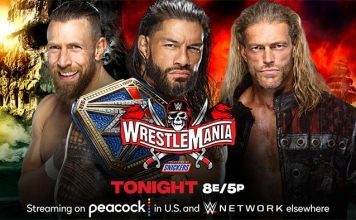WrestleMania 37 Results for Night Two