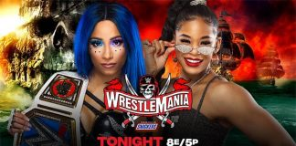 WrestleMania Results for Night One