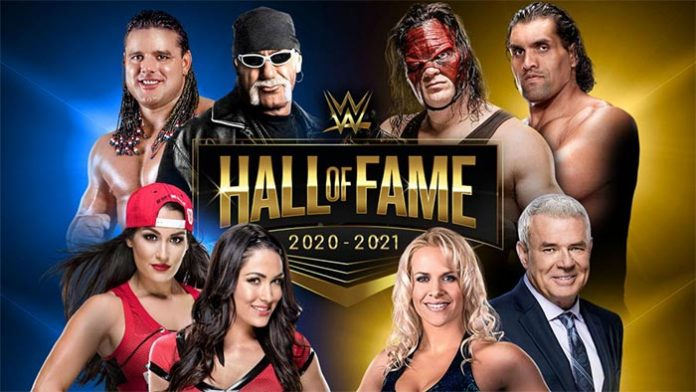 WWE Hall of Fame 2020 and 2021 Live Coverage