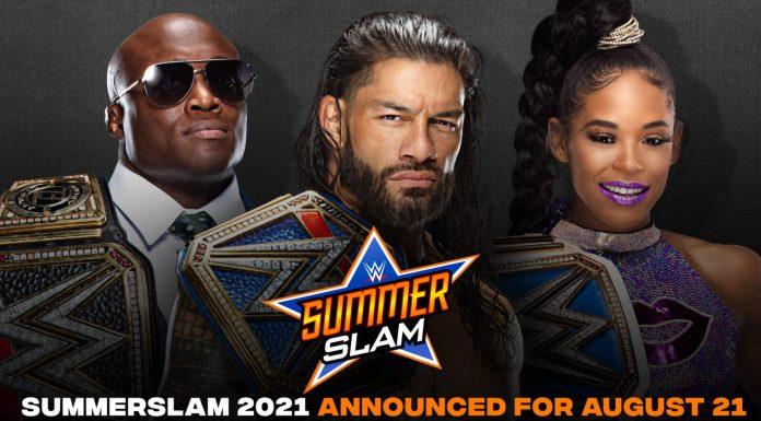 SummerSlam 2021 announced for August 21