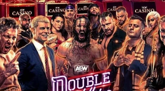 AEW Double or Nothing PPV Quick Results - 05/30/21