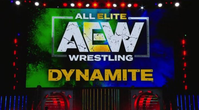 Current card announced for next week's Dynamite