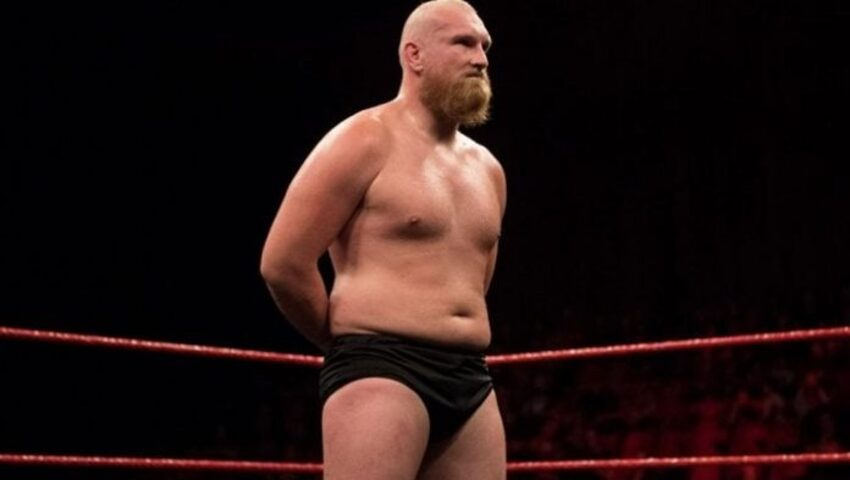 Alexander Wolfe comments on his WWE release