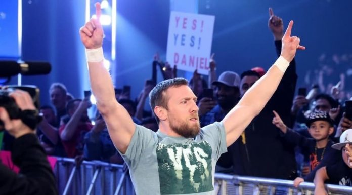 Daniel Bryan's WWE contract has reportedly expired