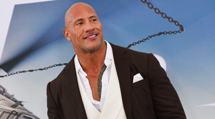 """The Rock to be a voice in new animated film""""DC League of Super-Pets"""""""