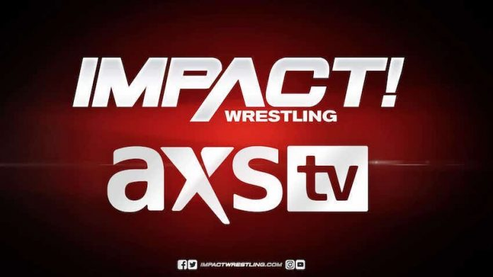 IMPACT announces updated card for this coming Thursday's show