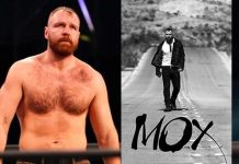 "AEW star Jon Moxley releasing an autobiography titled ""Mox"""