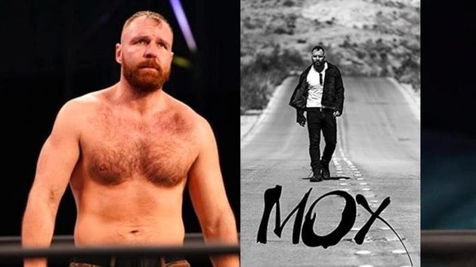 """AEW star Jon Moxley releasing an autobiography titled """"Mox"""""""
