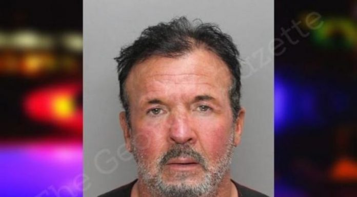 Marcus Bagwell arrested Saturday in Cobb County, GA