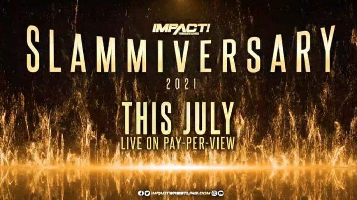 Newest IMPACT Slammiversary promo teases released WWE Superstars