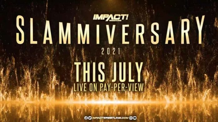 Official date for the Slammiversary PPV annnounced