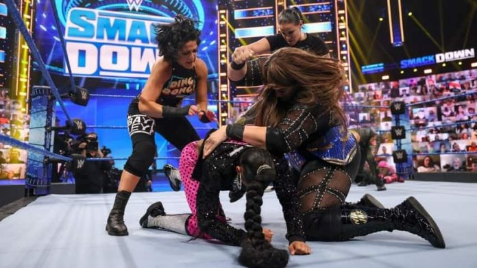 WWE SmackDown Overnight Ratings: 5-21-21