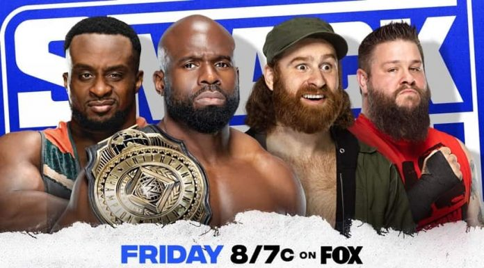 WWE SmackDown Preview for 5-21