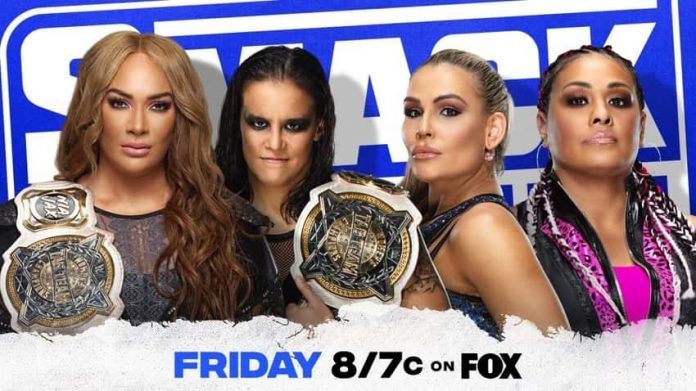 WWE SmackDown Preview: May 14