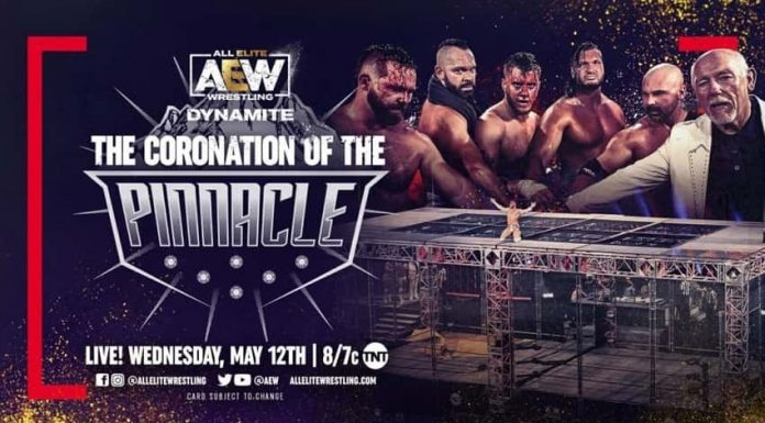 The Pinnacle to be coronated on AEW Dynamite