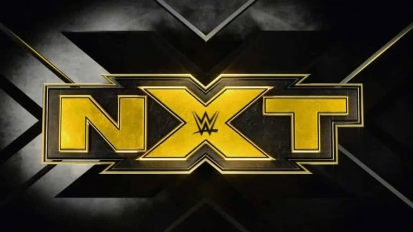 Huge title change on Tuesday's of WWE NXT