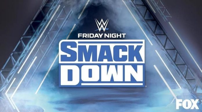 Two Championship Matches set for next Friday's WWE SmackDown
