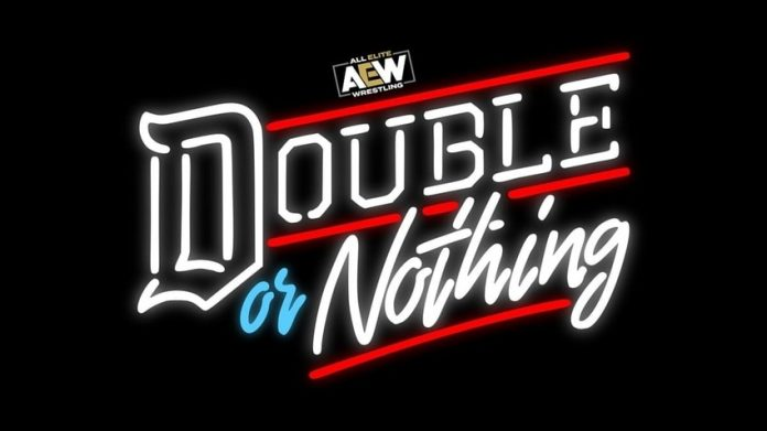 Updated card for AEW's Double or Nothing pay-per-view