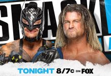 """Updated WWE """"Go Back"""" SmackDown Preview"""