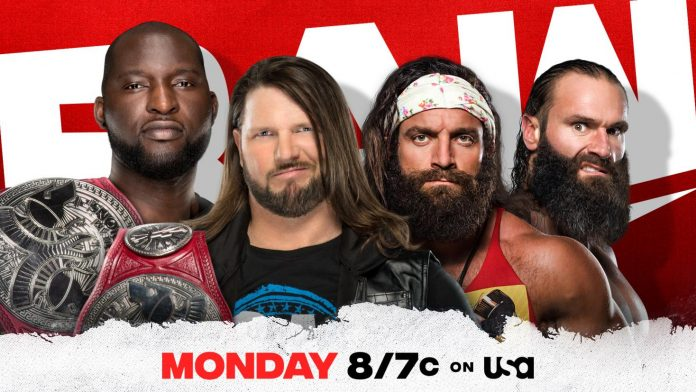 WWE Raw Preview for May 31