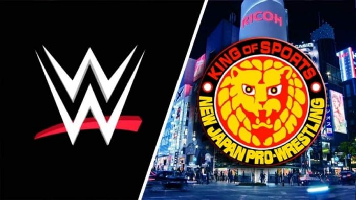 WWE and NJPW reportedly discussing partnership