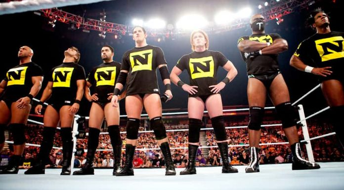 WWE currently filming new Untold Documentary on the Nexus