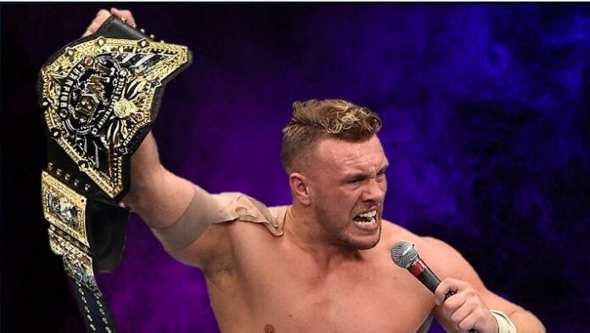 Will Opsreay injured, IWGP wolrd title vacated