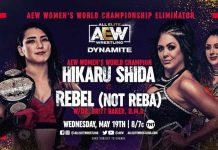 AEW Women's World Title Eliminator set for this week's Dynamite