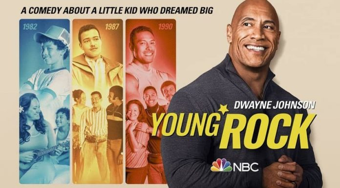"""""""Young Rock"""" starring Dwayne Johnson renewed for a second season"""