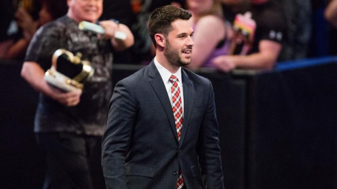 Tom Phillips has reportedly been released by WWE