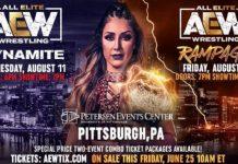 AEW announces Britt Baker two-night event