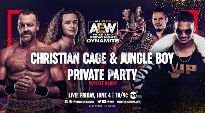 AEW adds new tag team match to Dynamite