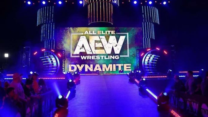 Current card for this Friday's Special Episode of AEW Dynamite
